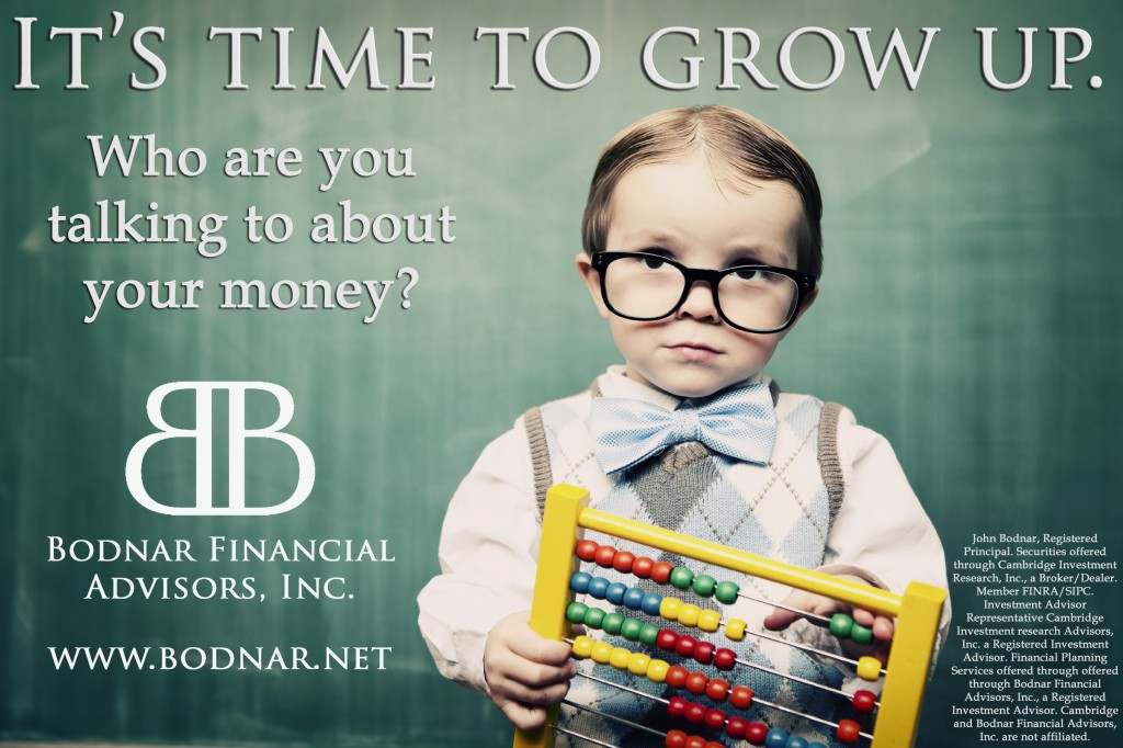 Welcome to the Bodnar Financial Advisors Blog!