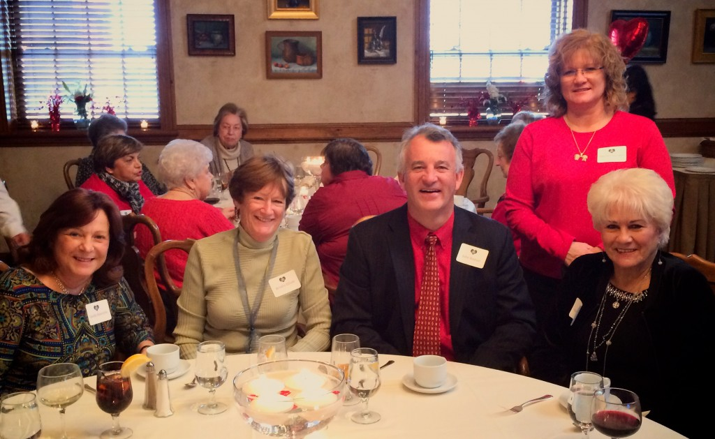 Highlights from the 2016 Annual Valentine's Day Luncheon