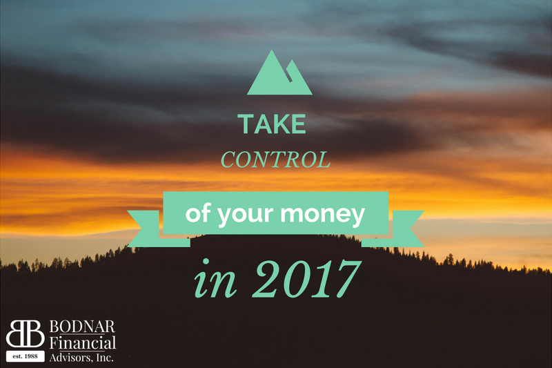 Take control of your money in 2017