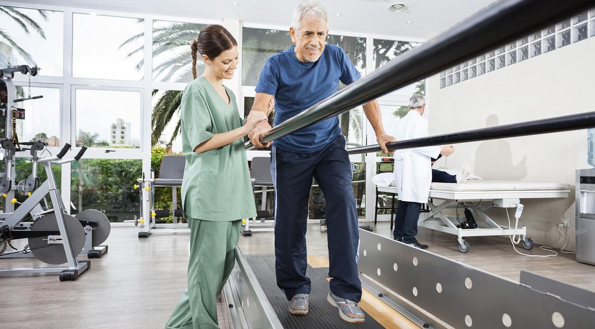 senior facility fitness - long term care