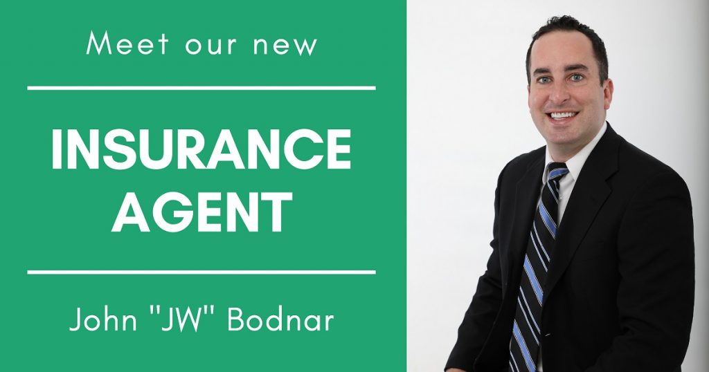 Meet Our New Insurance Agent!