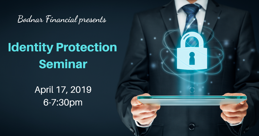 You're Invited to an Identity Protection Seminar on April 17